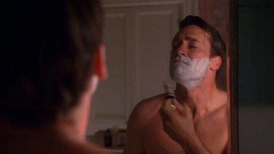 Don-Draper-Shaving